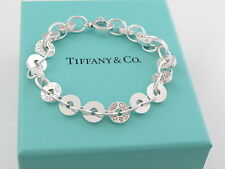 AUTHENTIC TIFFANY & CO 1837 CIRCLE BRACELET PACKAGING INCLUDED $475