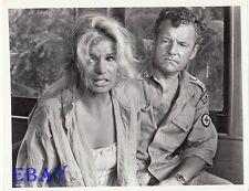 Yvette Mimieux Kenneth More VINTAGE Photo Dark Of The Sun
