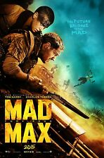 Mad Max Fury Road (2015) Movie Poster (24x36) - Tom Hardy, Charlize Theron v3