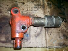 Vintage Allis Chalmers D 14 Tractor Hydraulic Remote Outlet Amp Block