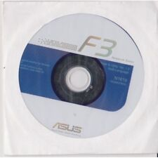 DRIVER CD PER NOTEBOOK ASUS F3 SERIES WINDOWS XP