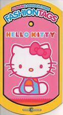 HELLO KITTY FASHION TAGS ALBUM VUOTO/EMPTY