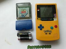 Nintendo Gameboy Color Colour Pokemon Console & Game