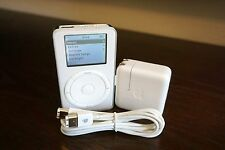 Vintage Apple iPod Classic 1st Generation (5 GB) M8541 **EXCELLENT CONDITION**