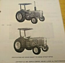 John Deere 2040 Tractor Parts Manual Catalog List Book Pc4150