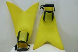 Force Fin Pro Adjustable Fins Float Flippers Swimmers scuba Divers sz XL + Bag