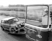 The Italian Job (1969) Car Scene, Mini Cooper 10x8 Photo