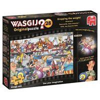 Wasgij Original 28 Dropping the Weight!
