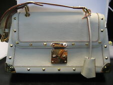 LOUIS VUITTON WHITE SUHALI LE TALENTUEUX SHOULDER BAG (NEW WITH TAGS)