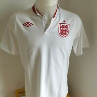 superbe maillot  de football angleterre umbro