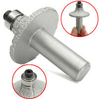 1/2'' Diamond Router Bits Wheel For Marble Granite Half Bullnose Hand  GI