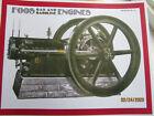 Foos 1903 Gas and Gasoline Engine Catalog #10 Springfield Ohio Super Rare!!