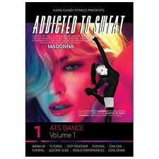 Madonna Addicted to Sweat Workout Video Volume 1 ATS Dance New **Free Shipping**