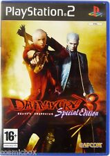PlayStation 2 DEVIL MAY CRY 3 Dante's Awakening Spécial édition console Sony tbe