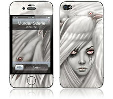 Munk One GelaSkin- Murder Scene for iphone 4