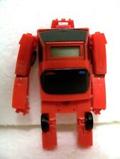 Kronoform: Autoceptor red car watch part lot not working Diaclone G1