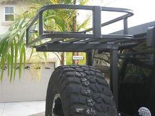 Rock Hard 4x4 Rock Rack Cargo Basket for RH4x4 Tire Carriers Jeep