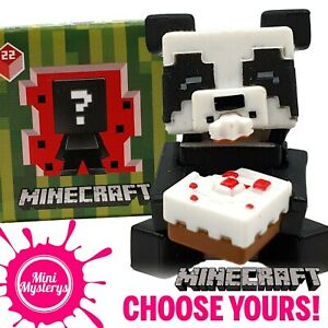 Minecraft Mini Figures Series 22 *CHOOSE YOURS* Melon Series Blind Box Chase