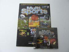 Multi Sports - Varios juegos / Clásico / Juego PC + Guía