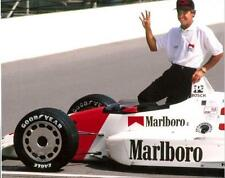 RICK MEARS 4TH WIN PENSKE 1991 INDY 500 8 X 10 PHOTO 1A
