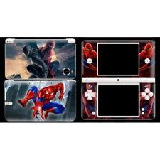 256 Spiderman N3 Vinyl Decal Skin Sticker for Nintendo DSi XL LL