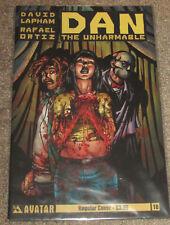 Dan The Unharmable #10 Regular [Avatar Press] NM-