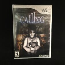 Calling  (Nintendo Wii, 2010) Brand New / Sealed /