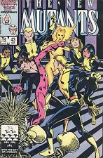 Marvel The New Mutants 43 Sept 1986 Getting Even Claremont