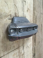 Ford Mustang GT V8 Wall Mounted BIRTHDAY Beer Bottle Cap Opener Garden BBQ NEW
