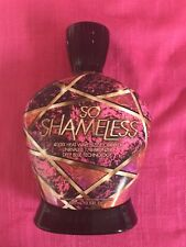 Designer Skin SO SHAMELESS 400XX SIZZLE Tanning Lotion 100% Authentic
