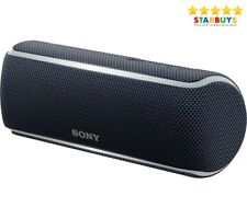 Sony SRS-XB21 Portable Wireless Bluetooth Party Speaker with LED Lights - Black