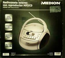 Medion Stereo-Radiorecorder mit MP3/ CD-Player  MD 82817