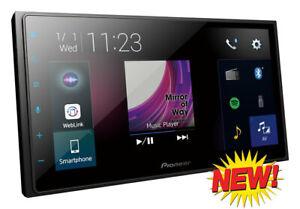 Pioneer DMH-Z5350BT Apple Carplay, Android Auto, Dual Bluetooth Pioneer