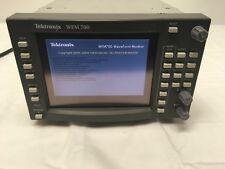 Tektronix WFM700 Series Multi-Format Waveform Monitor WFM7M