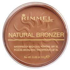 Rimmel London Natural Bronzer Waterproof Bronzing Powder Sun Bronze Sun Dance