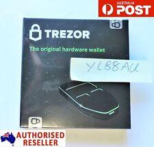 Trezor Hardware Bitcoin Wallet BLACK - SEALED