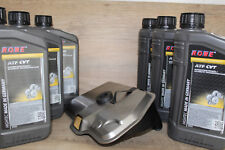 MG MGF TF Transmission oil CVT 6 Litre and Filter for Automatic tgm100