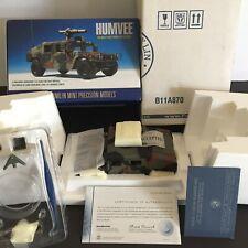 Humvee Franklin Mint Precision Models