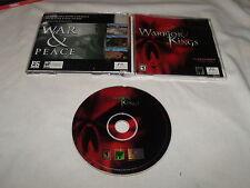 Warrior Kings (PC, 2002) Near Mint