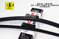FIAT 500 (312) NEW BOSCH A300S Aerotwin Front Wiper Blades Set