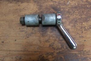 "Sears Craftsman 15"" Drill Press, Column Lock Chrome Lever, off Model 103-23140"