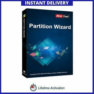 Minitool Partition Wizard 12.1 Enterprise 🔥 Full Software ✅NSTANT DELIVERY✅