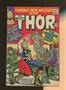 Journey Into Mystery 106 VG 4.0 * 1 Book Lot * Thor! Stan Lee & Jack Kirby!