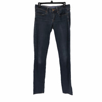 Gap Womens Blue Dark Wash Always Skinny Jeans Size 6 L