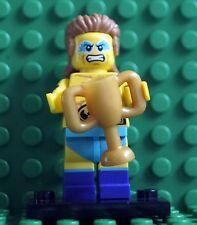 Lego Mini Figura Luchador-Nuevo (MINIFIGURAS SERIE 15)
