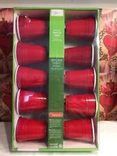 New listing Mainstays 10-Count Red Cup Lights