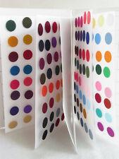 Multi colour Indian bindi round shape 750 Piece