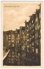 Ansichtkaart Nederland : Amsterdam - Kolkje (a045)