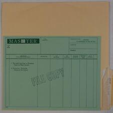 GENESIS: Somewhere in the World MASTER White Wax Colored Vinyl LP Peter Gabriel