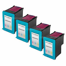 4pk HP93 COLOR Ink Print Cartridge for HP 93 C9361WN